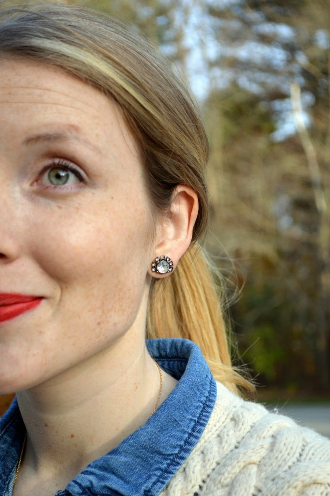 Urban Gem RocksBox earrings