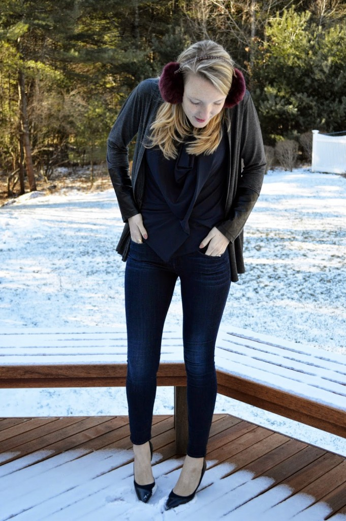 women's fashion: casual winter style