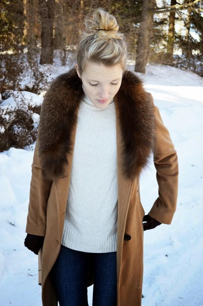 women's classic winter style