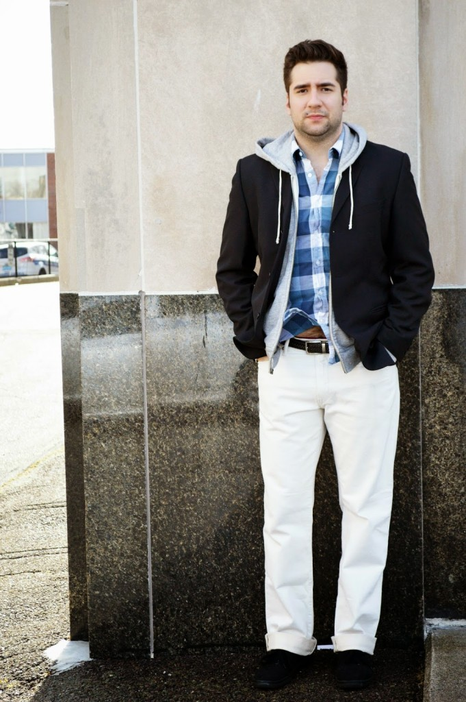 men's business casual fashion outfit