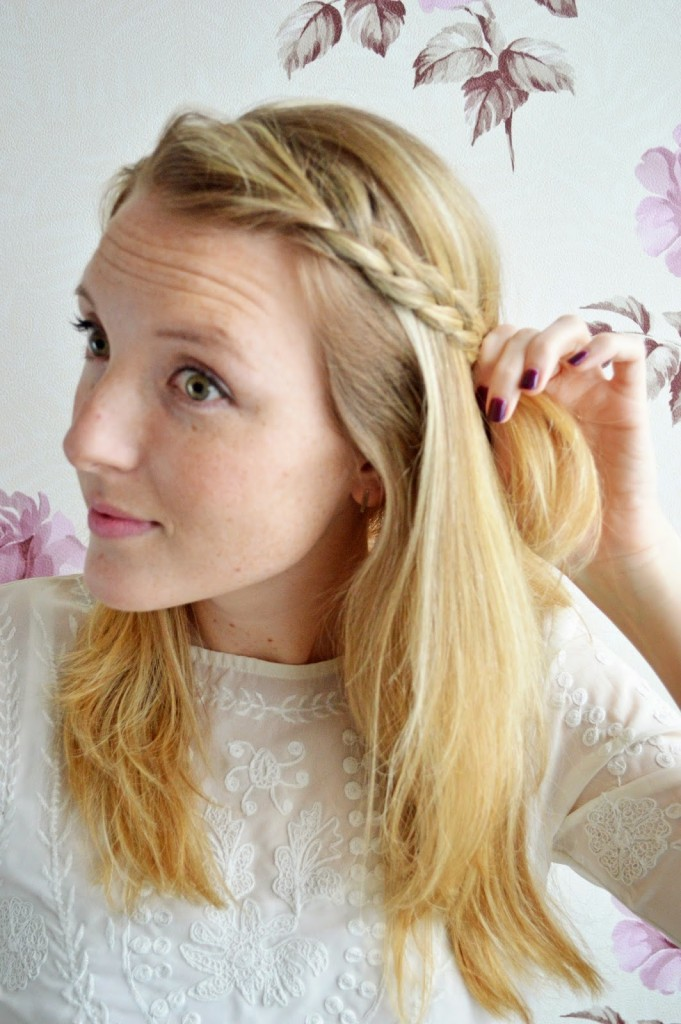 Three Ways To Style Hair In A Bun One Brass Fox