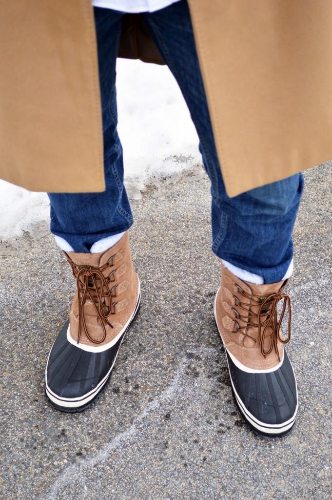 men's skechers winter boots