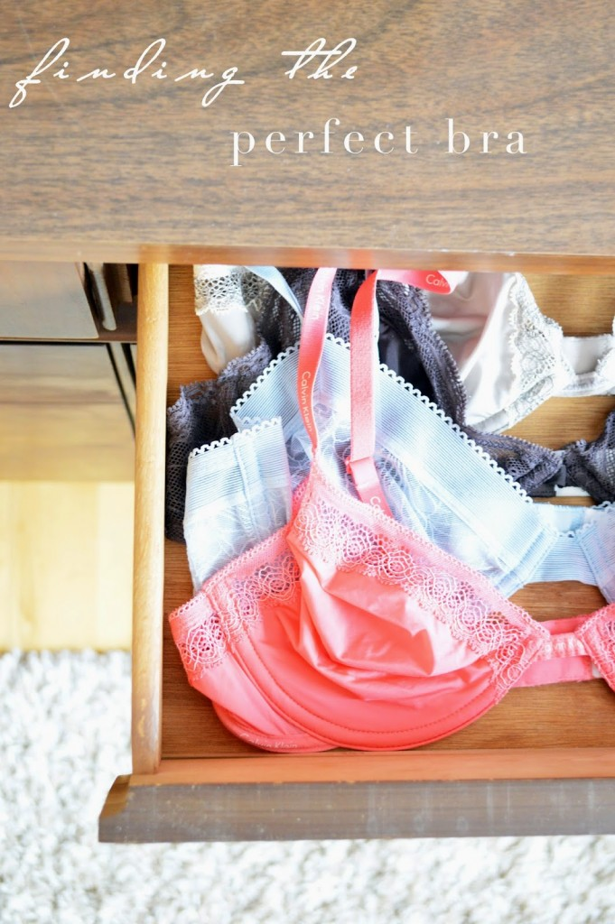how to find the perfect bra for your body type