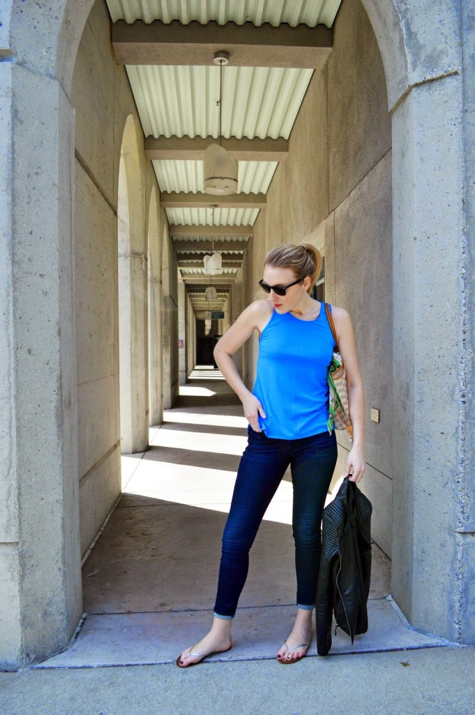 San Francisco fashion blog outfit