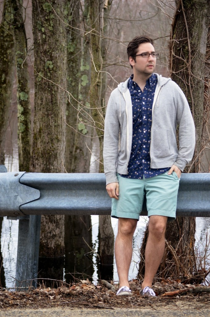 men's casual spring style