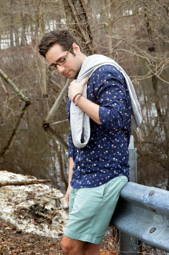 men's fashion from Gap and J.Crew