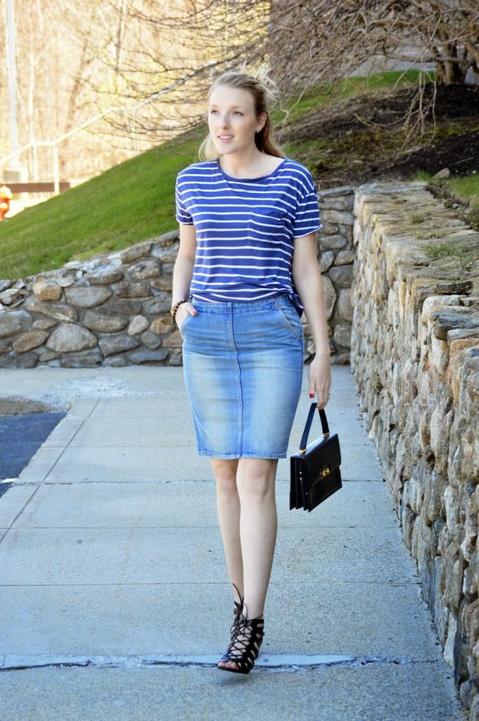 minimal Gap spring fashion