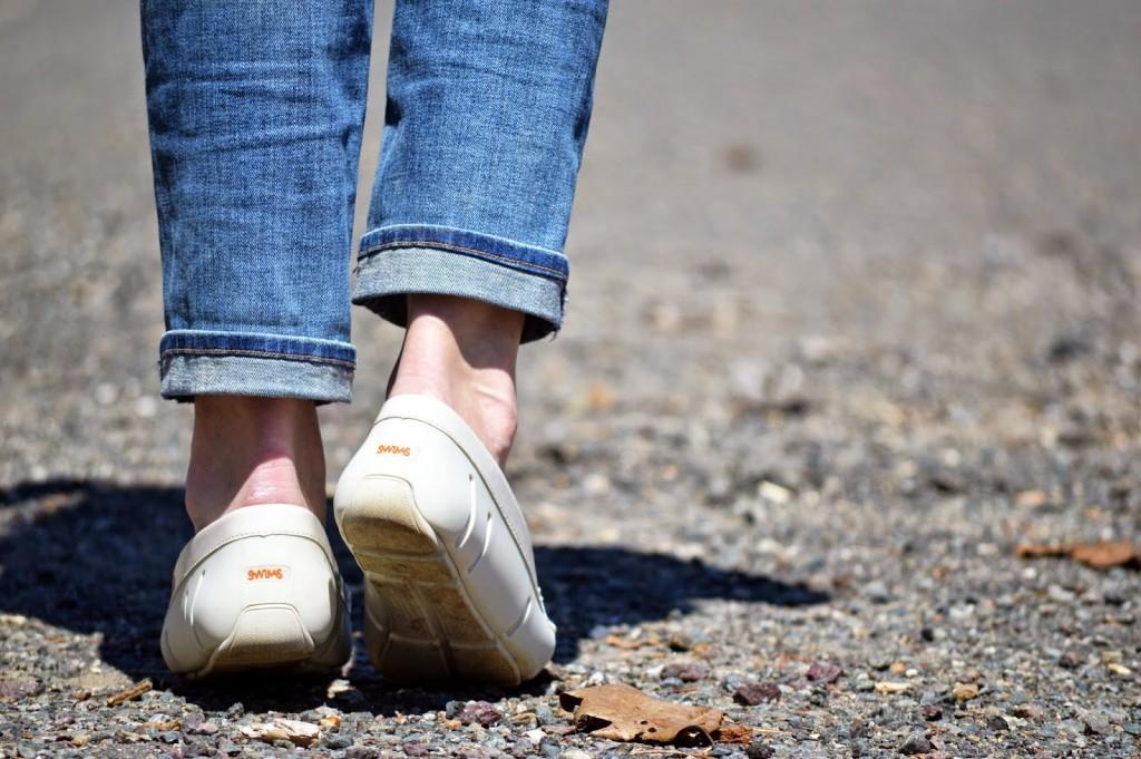 women's waterproof loafers