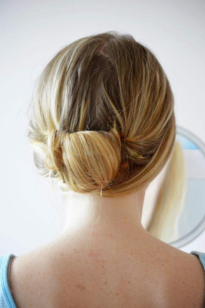 simple summer hairstyle