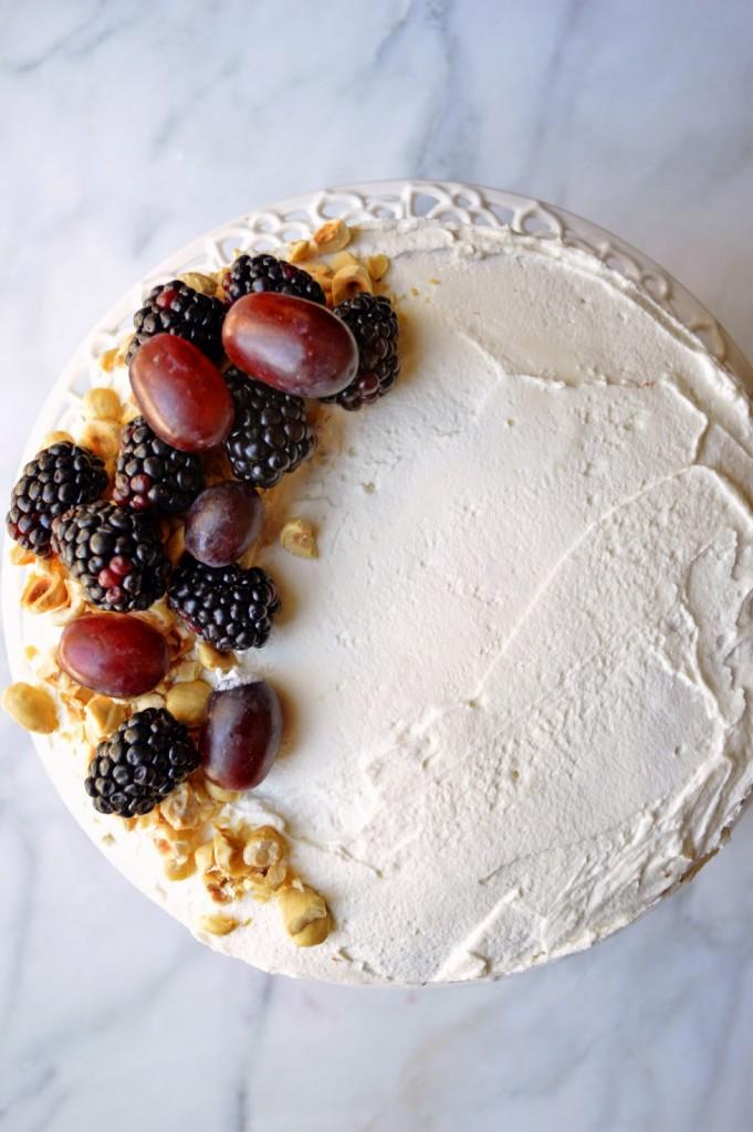 nutella and chopped hazelnut dessert recipe