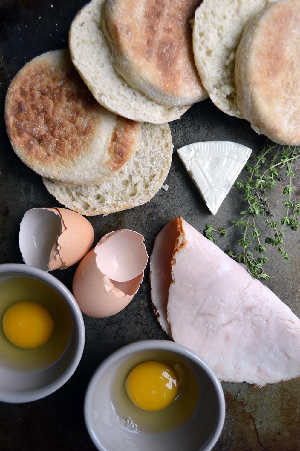 simple breakfast sandwich ideas