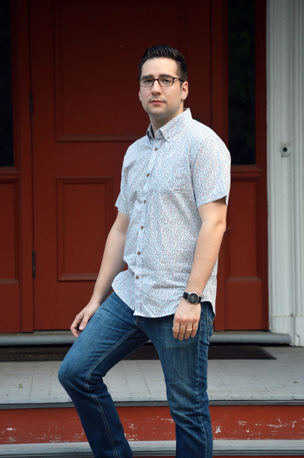 men's Fourth of July outfit inspiration