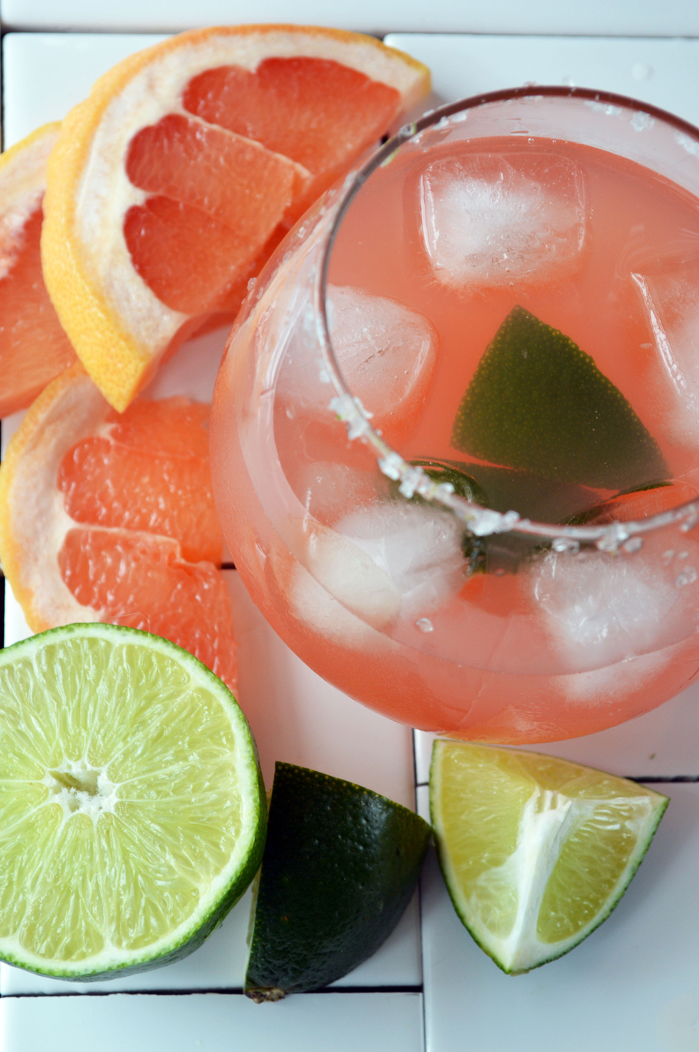 lime and grapefruit drink ideas