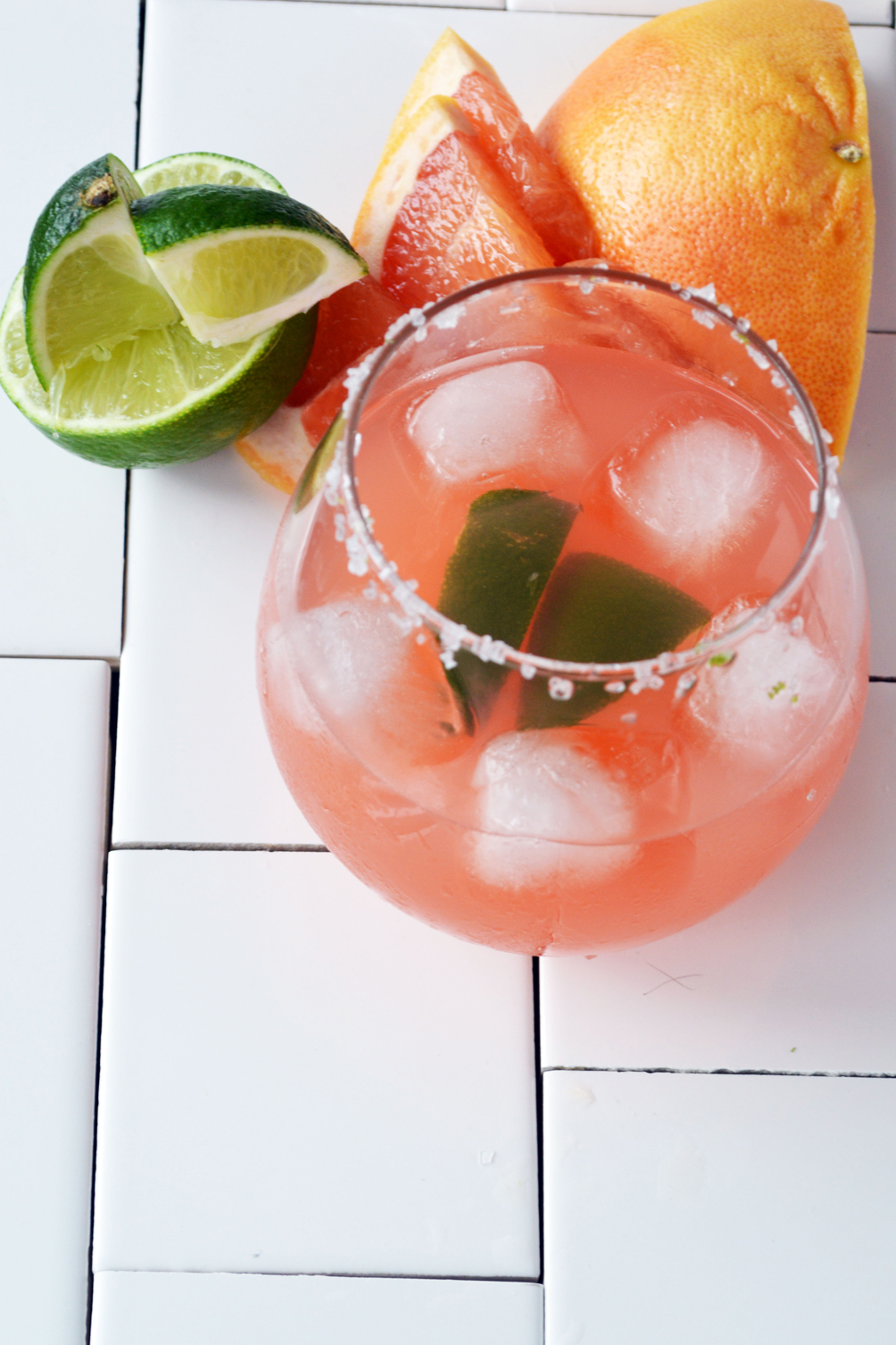 lime grapefruit honey paloma cocktail recipe