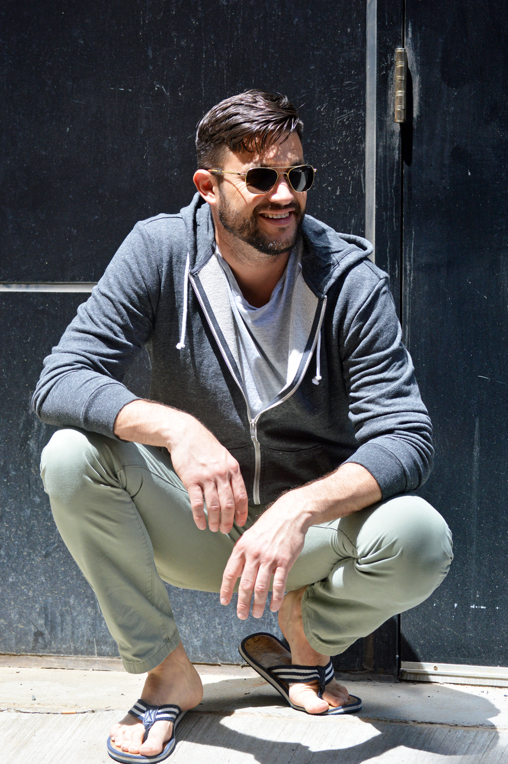 men's fashion summer to fall outfit inspiration