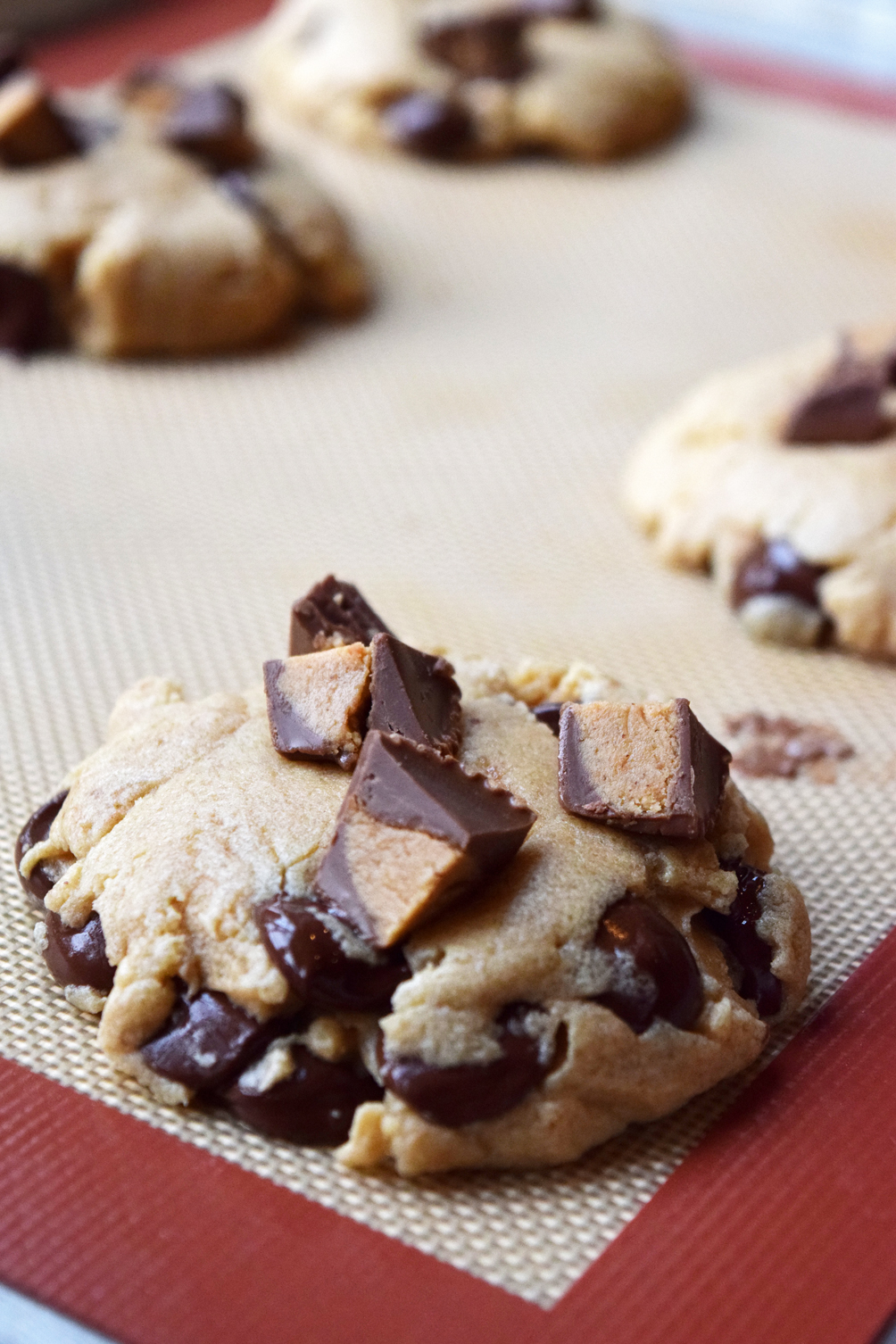 Reese's peanut butter cookies