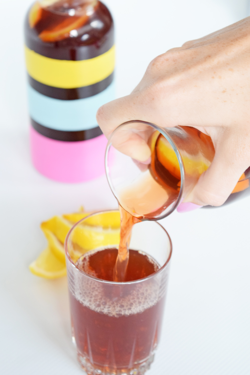 lemonade iced tea pitcher