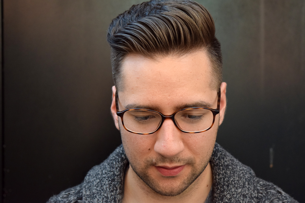 men's trendy fall haircut
