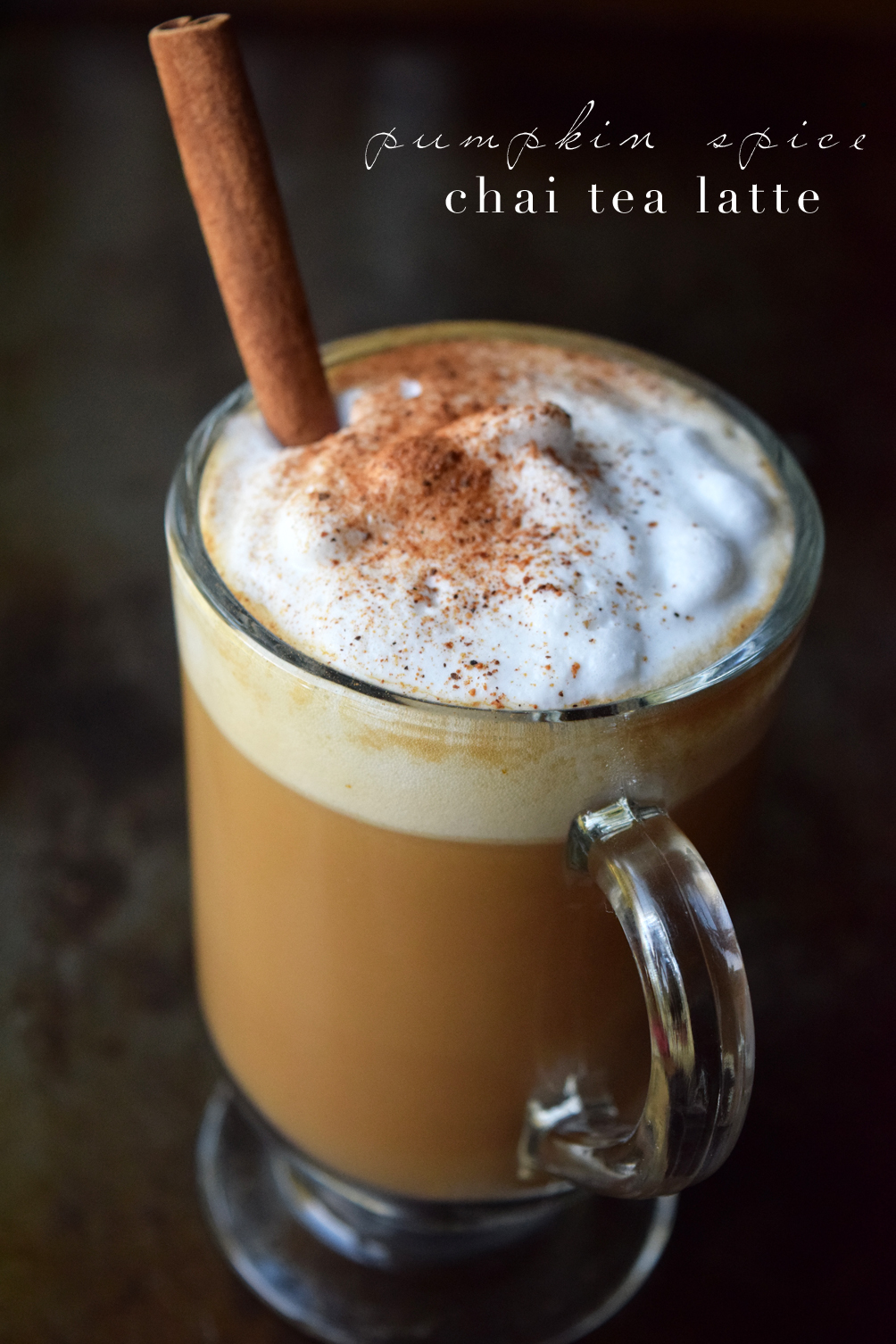 Spicy Chai Latte Recipe — Dishmaps