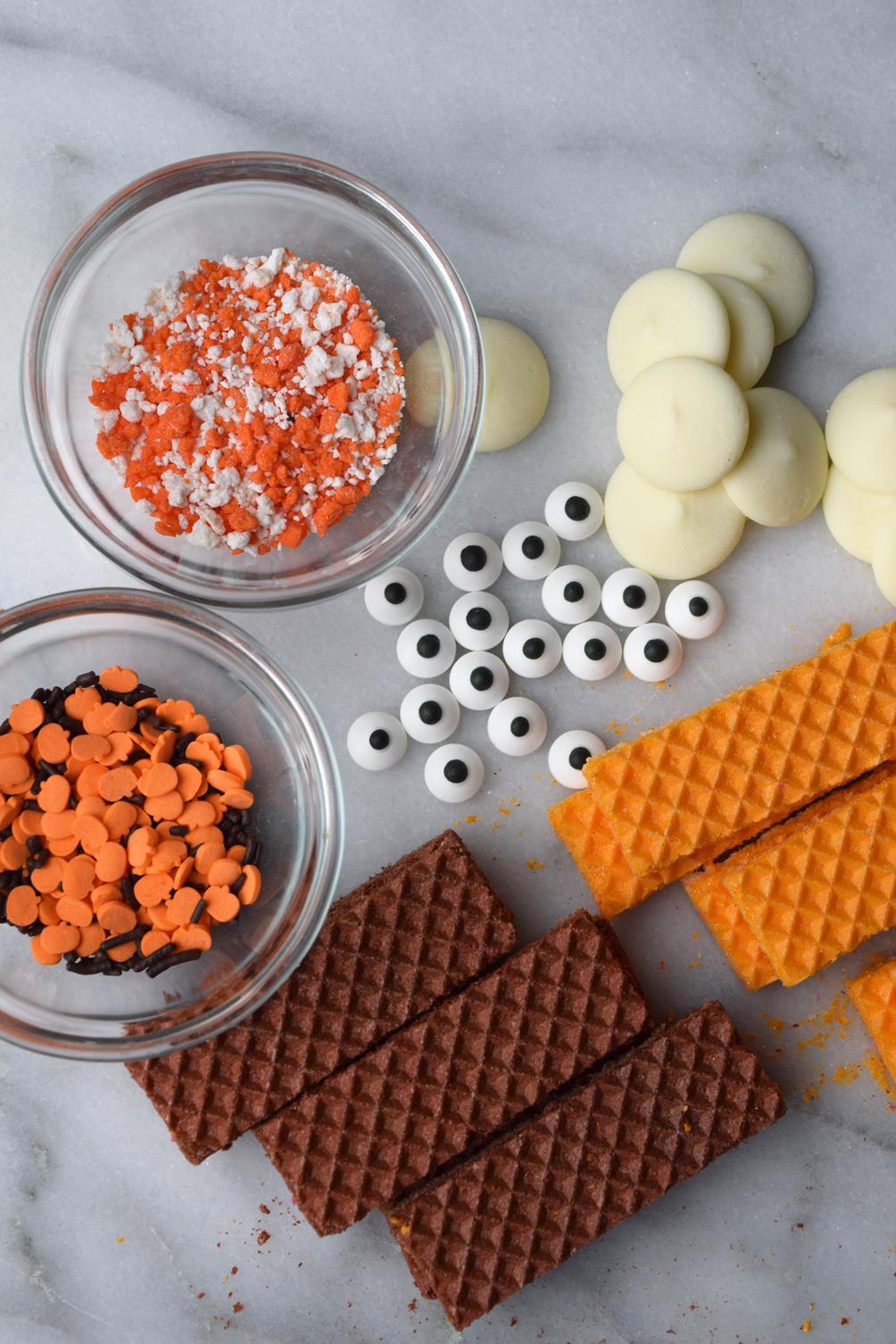 easy dessert ideas for Halloween