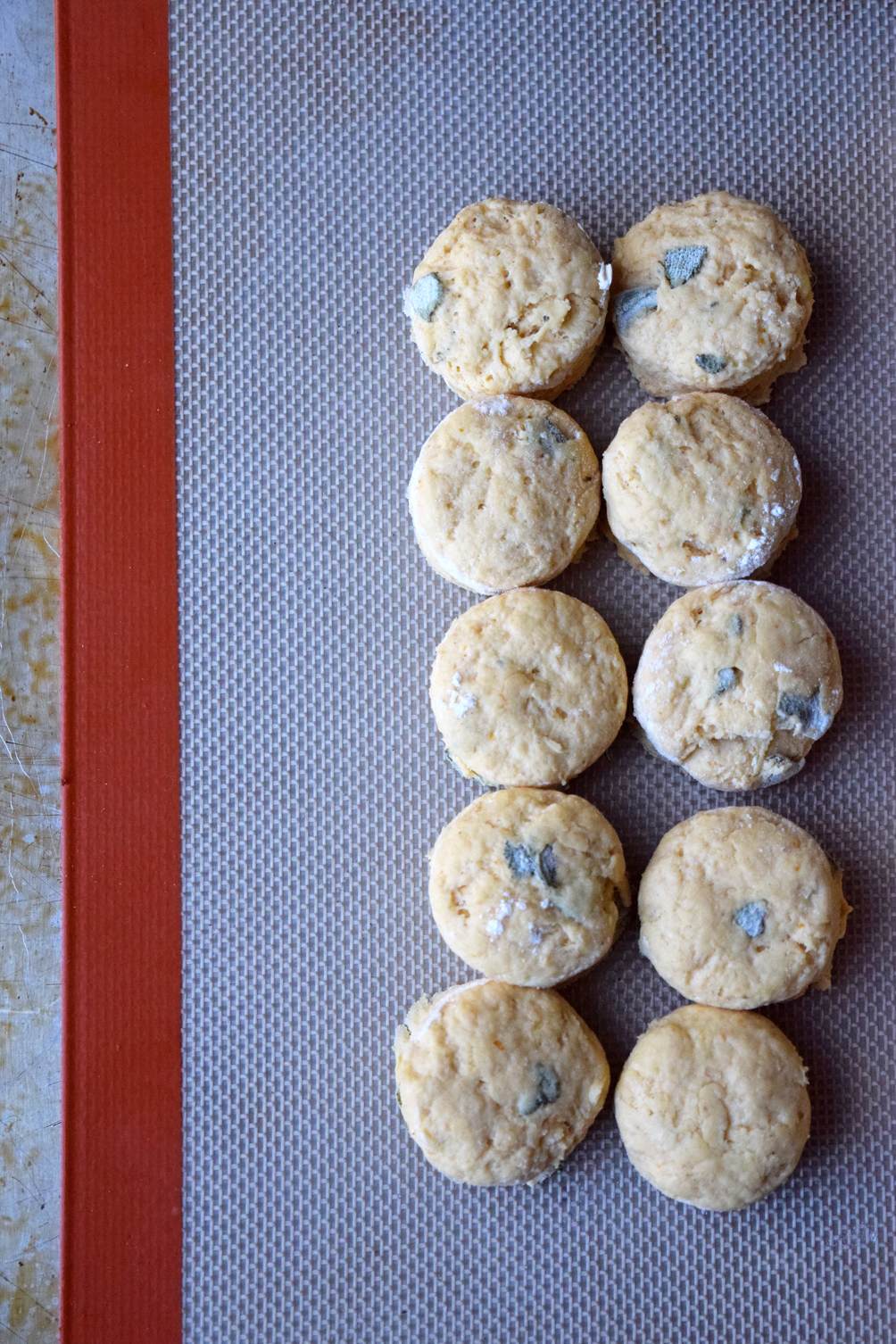 how to bake biscuits