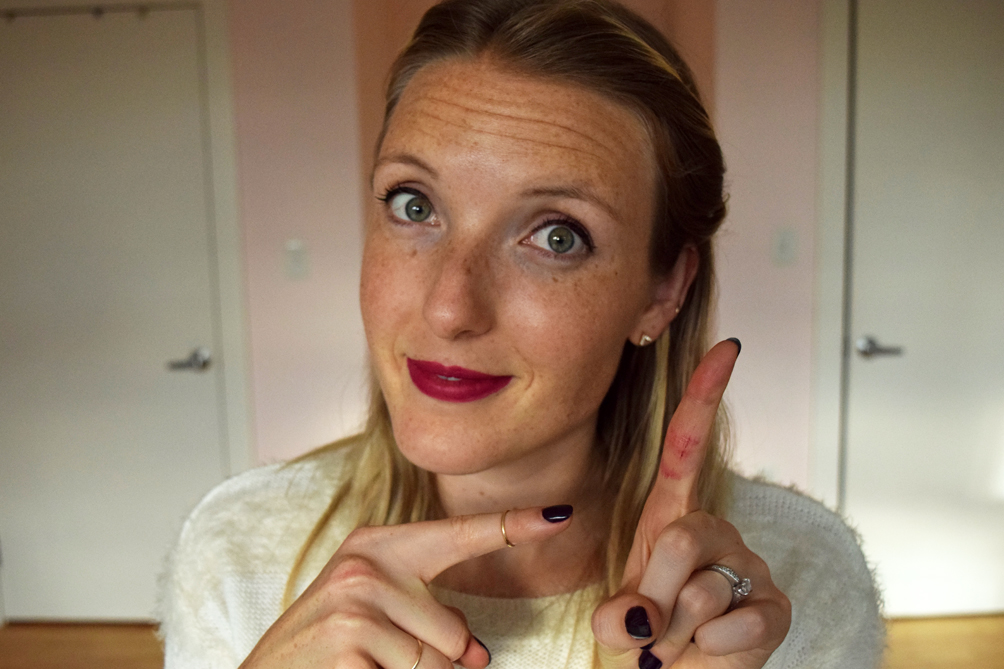 lipstick tutorial