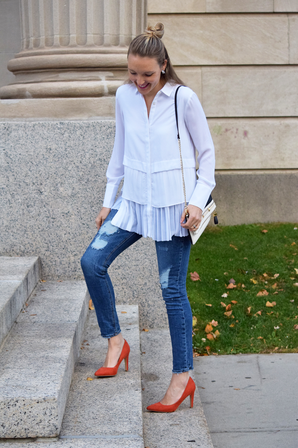 classic and simple outfit ideas for fall