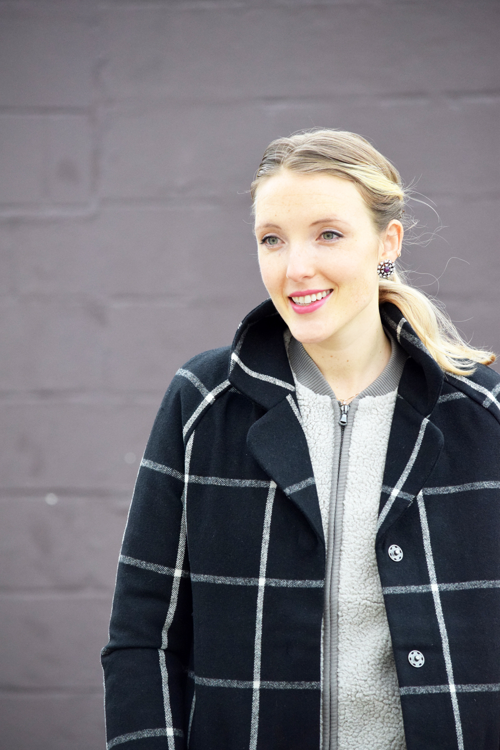 how to layer coats for winter