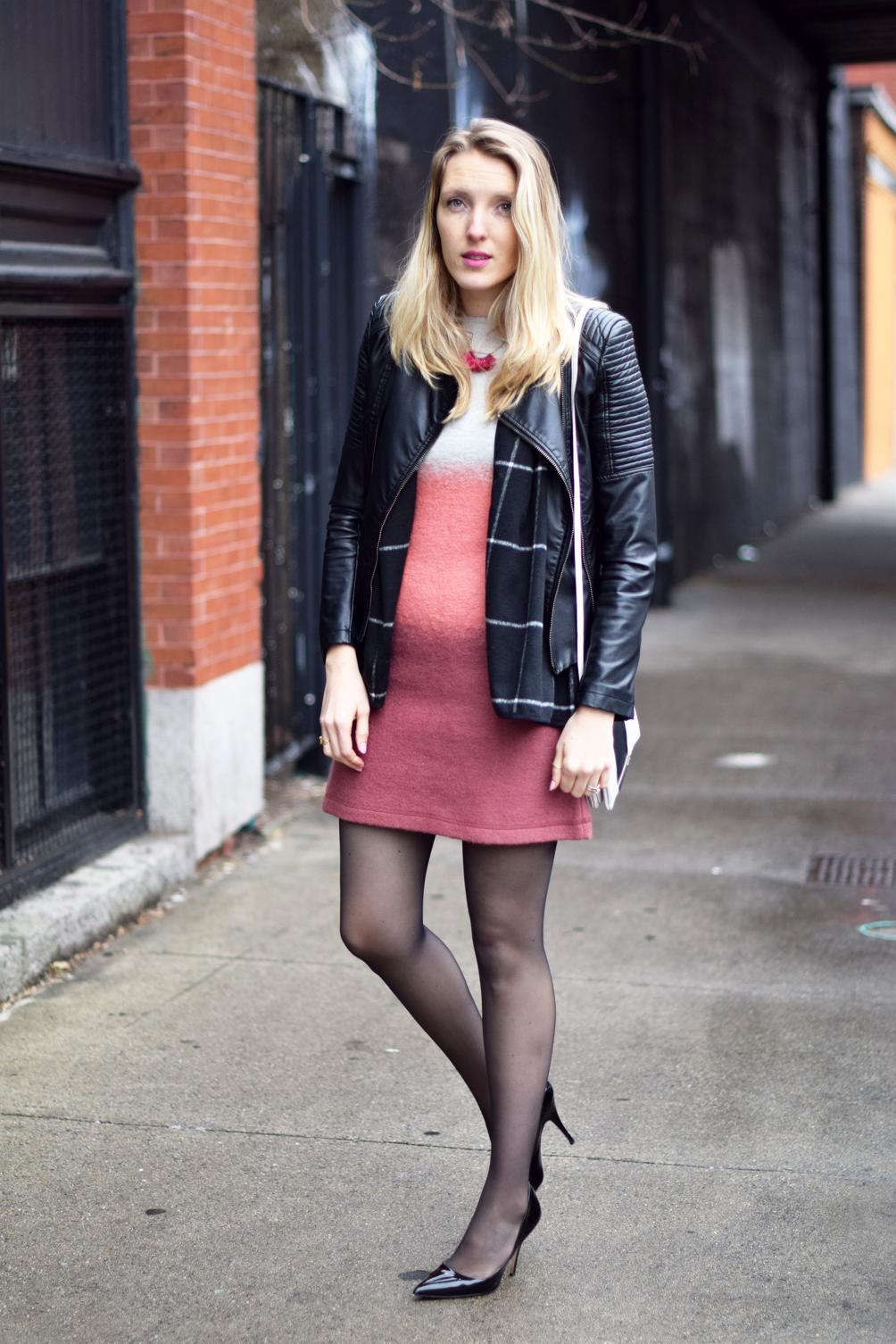 women's winter fashion - one brass fox