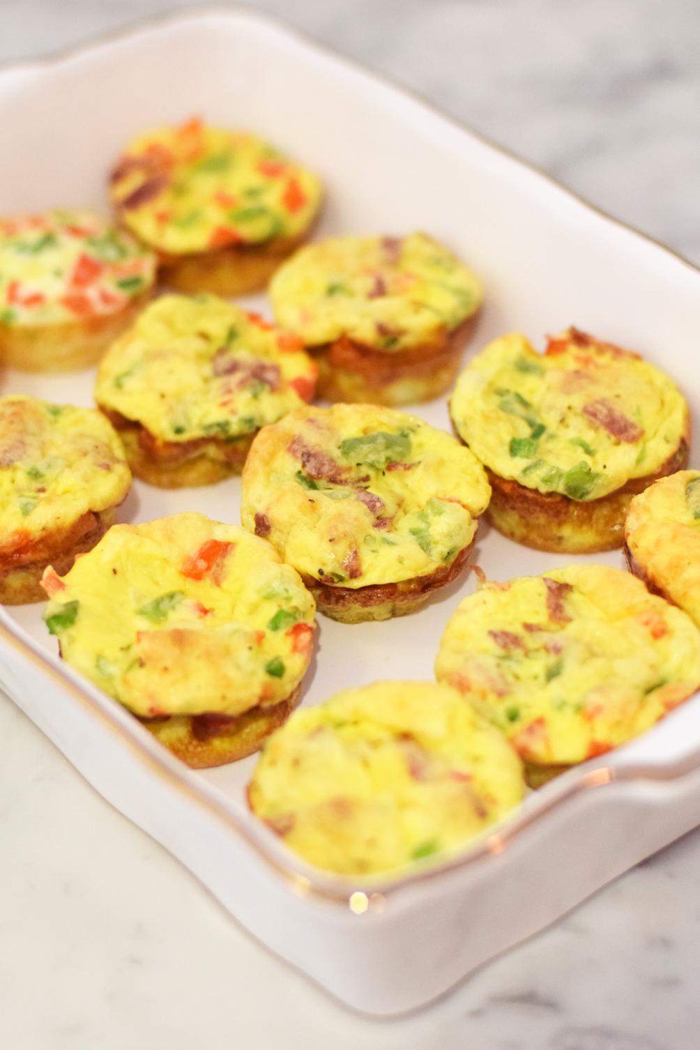 easy baked egg recipe