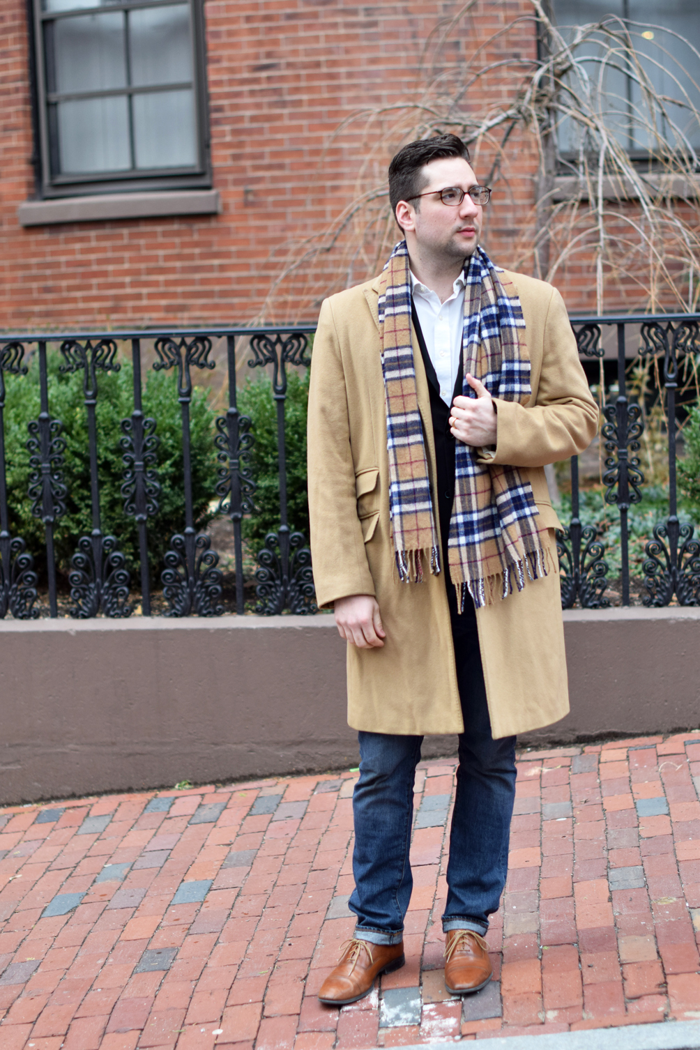 men's winter outfit inspiration