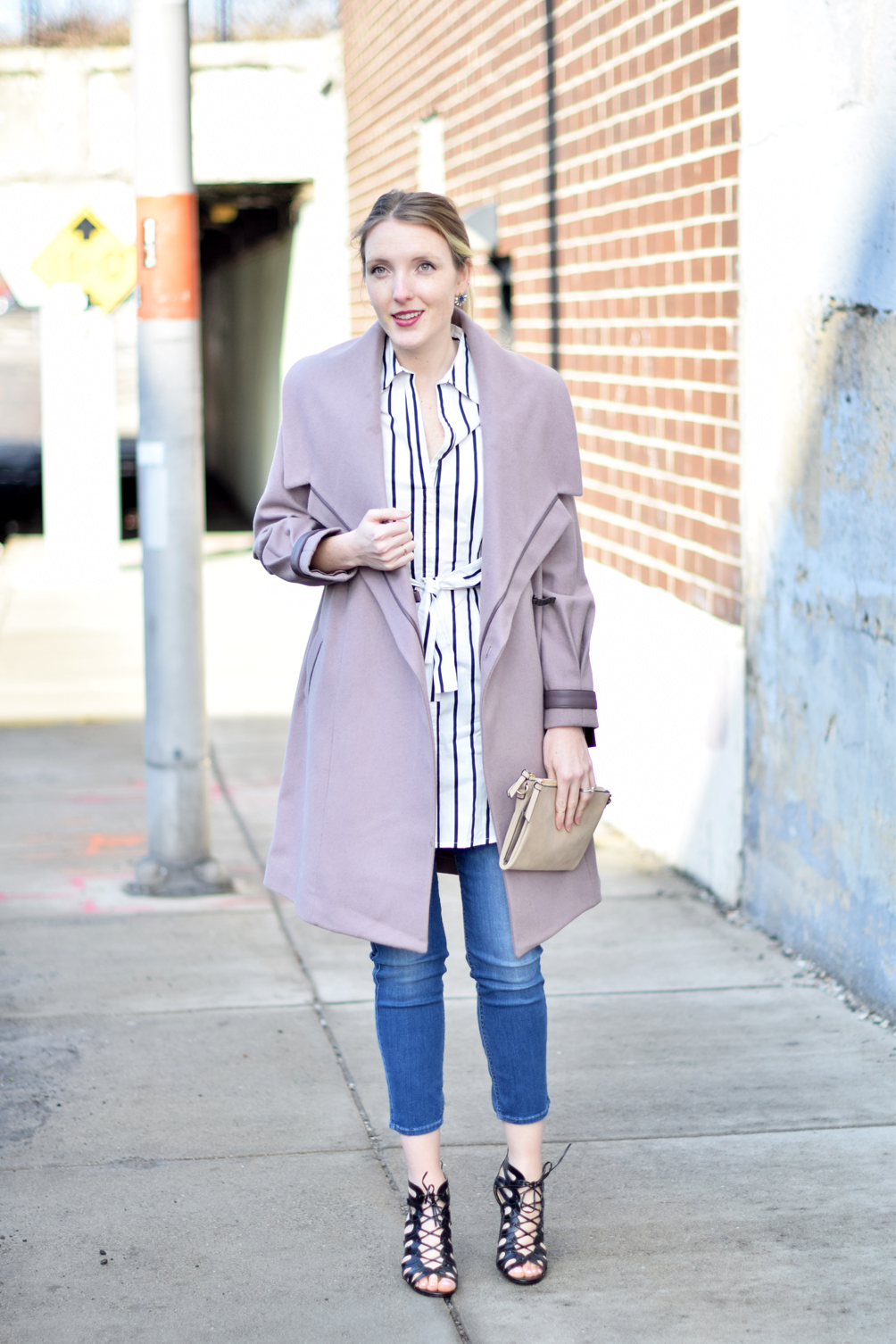 spring style outfit inspiration - one brass fox