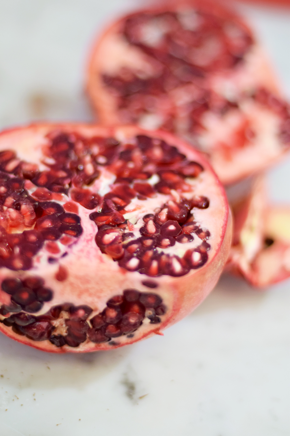 pomegranate recipe ideas