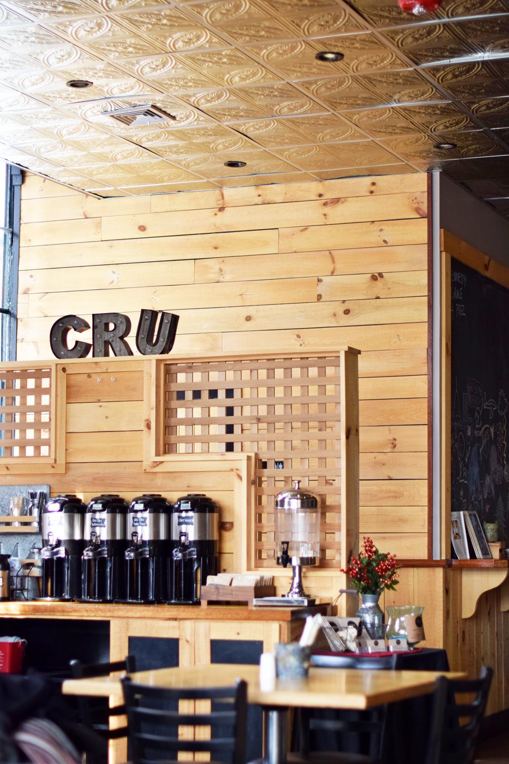 Cru Cafe in Newport, Rhode Island