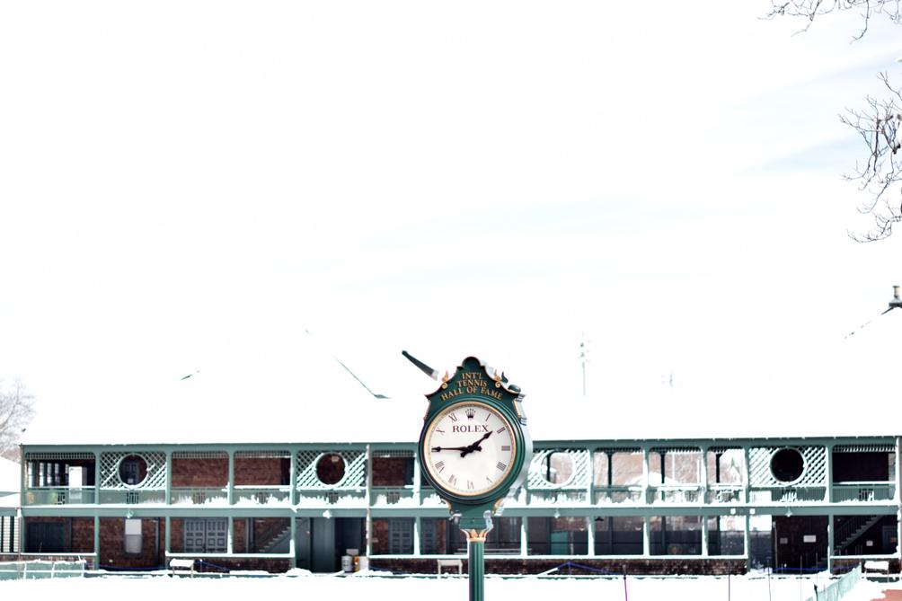 Tennis International Hall of Fame, Newport