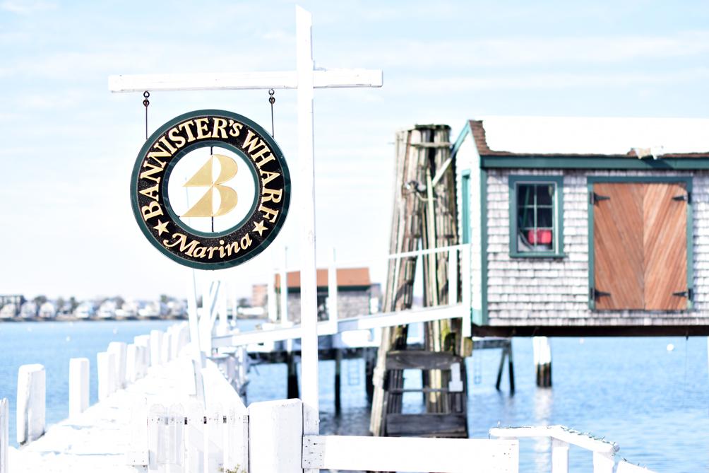 Bannister's Wharf Marina, Newport, Rhode Island
