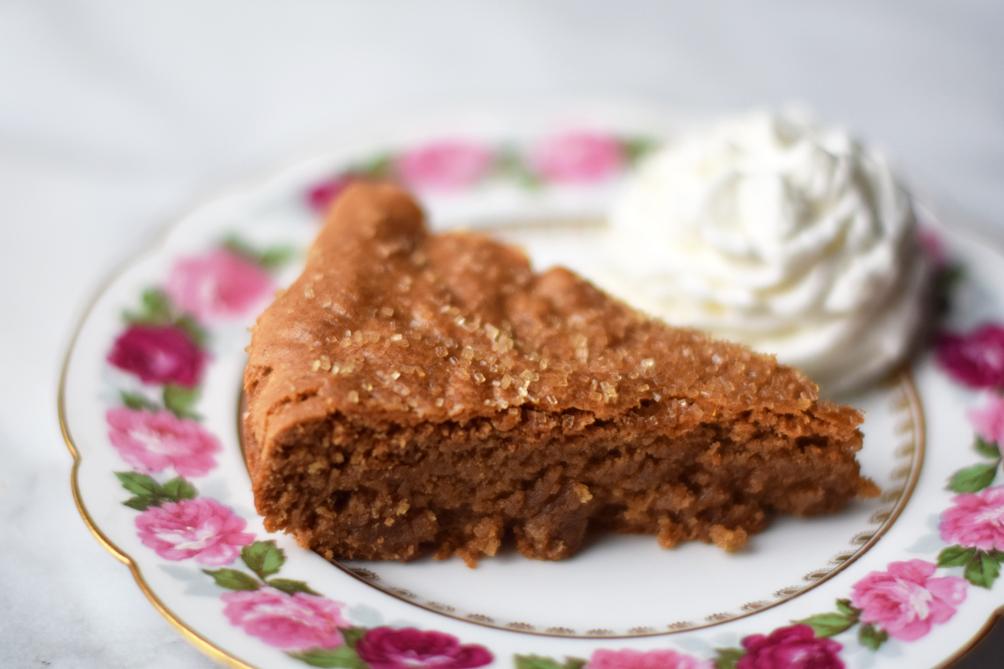 brown sugar blondie recipe - one brass fox