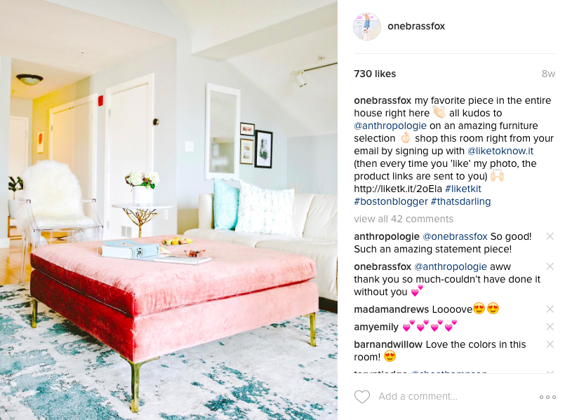 tips to curate the perfect Instagram feed from blogger Leslie Musser of one brass fox