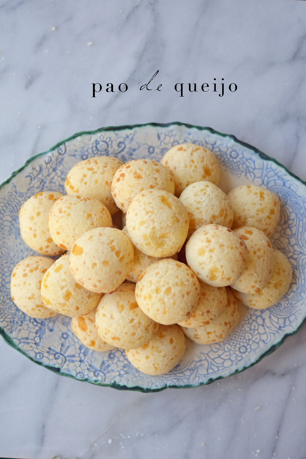 pao de queijo brazilian bread recipe for Rio 2016 Olympics - Leslie Musser, one brass fox