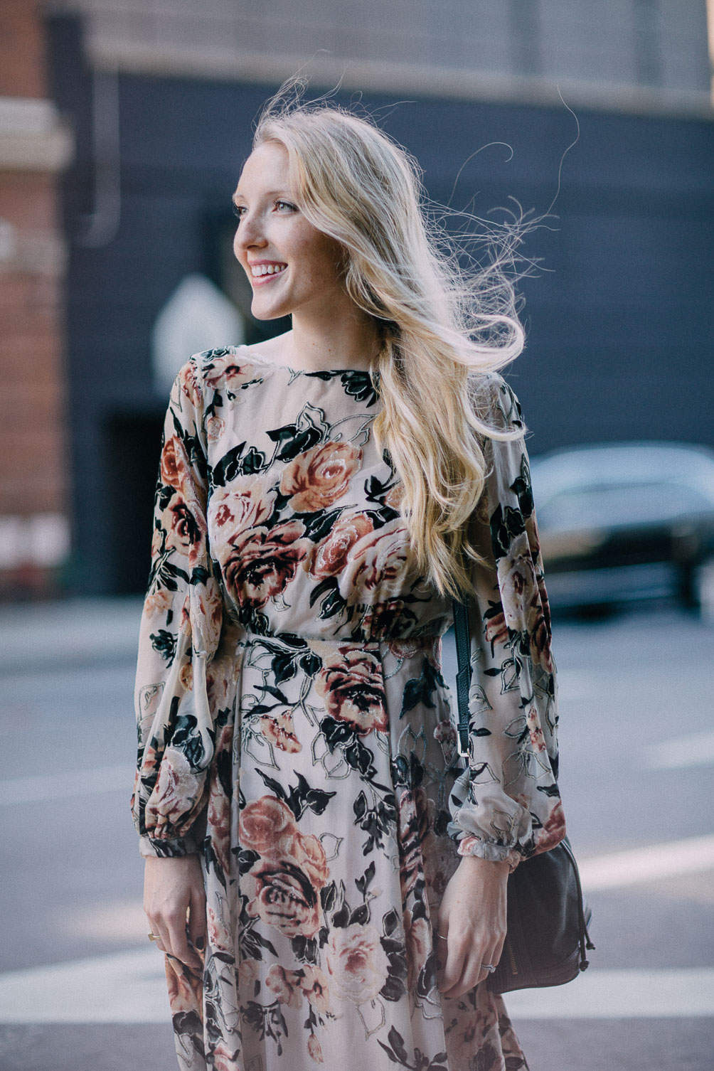 Leslie Musser fall fashion NYFW street style one brass fox