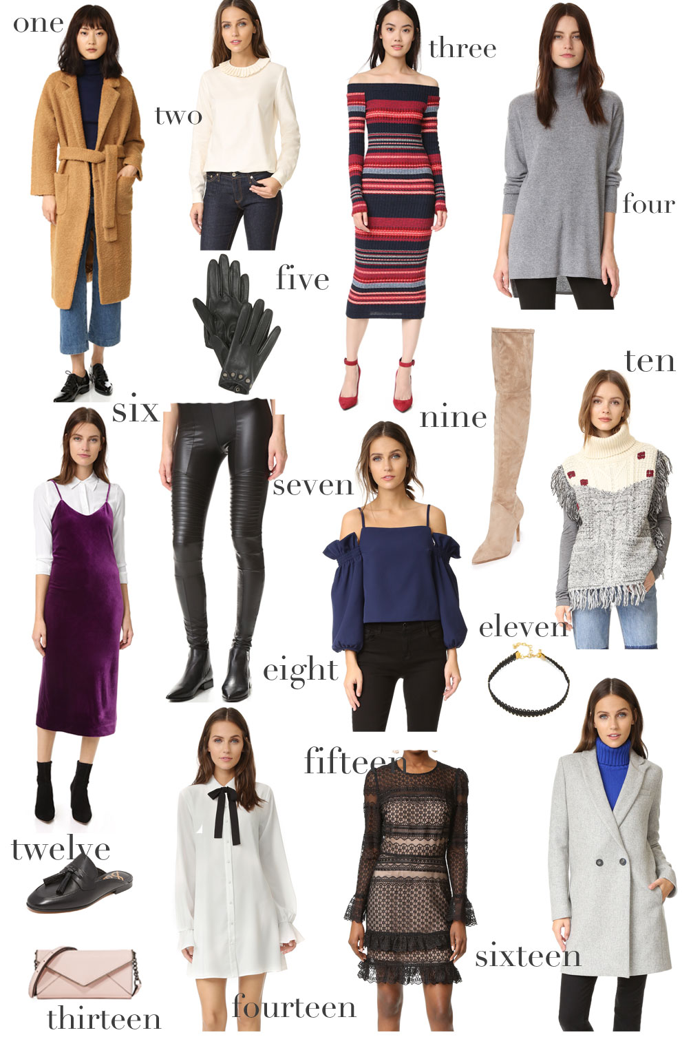 Shopbop Sale 2016 top picks from Leslie Musser on one brass fox