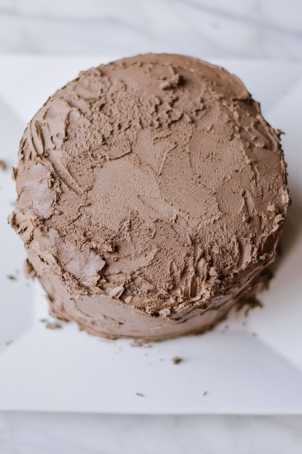 decadent holiday recipe for mudslide chocolate cake