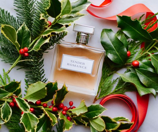 choosing a winter fragrance with Ralph Lauren Tender Romance