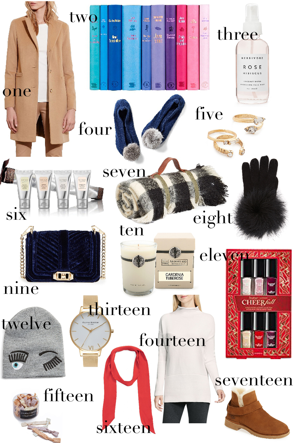 gift guide for her 2016