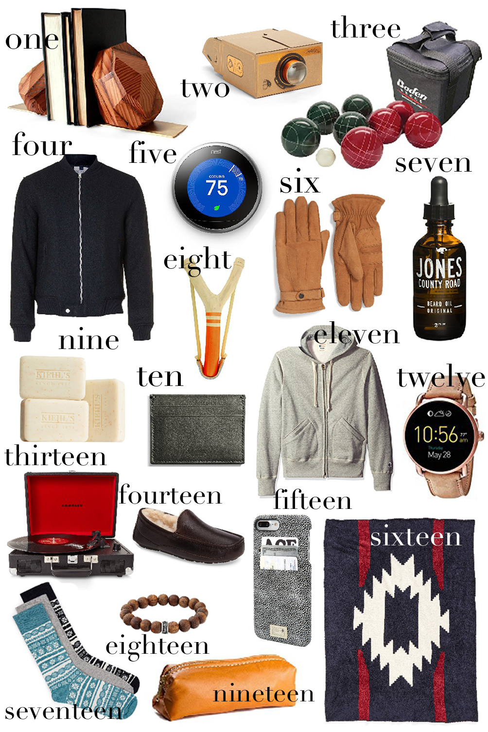 gift guide for him 2016