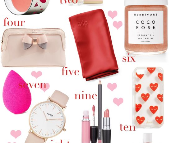 Valentine's Day 2017 gift guide