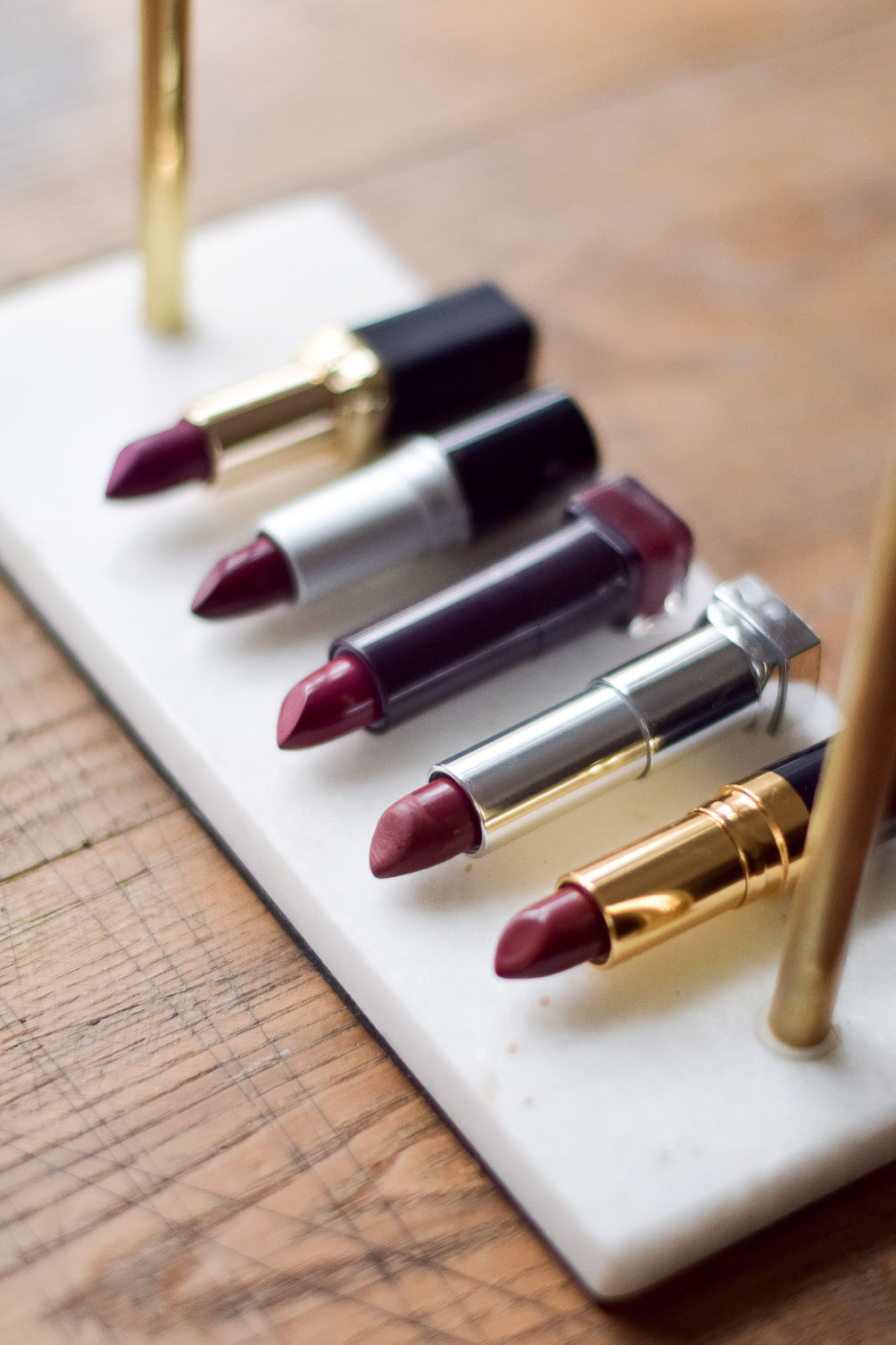 purple lipstick - best budget buys