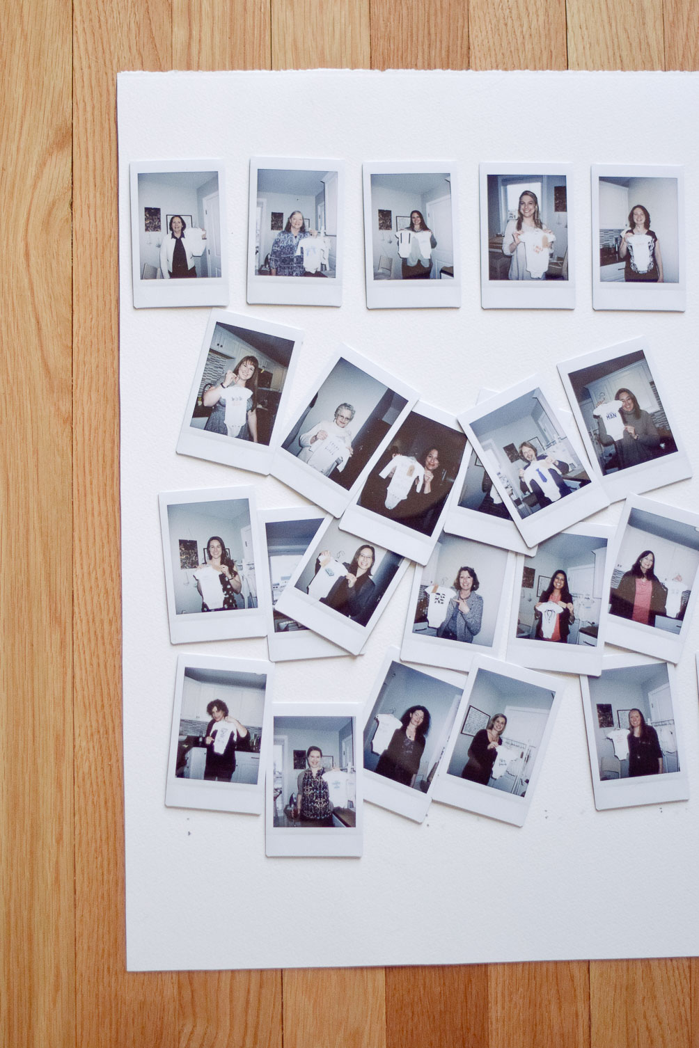 DIY instax photo gallery frame-7