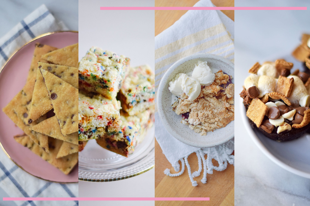 Labor Day Dessert Recipes