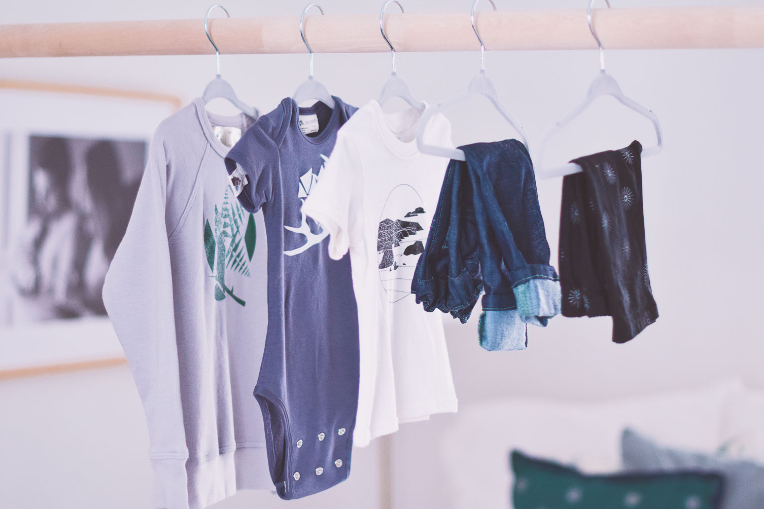 sharing an interview with Color Cloud Mill ethical fashion brand for women, men, kids